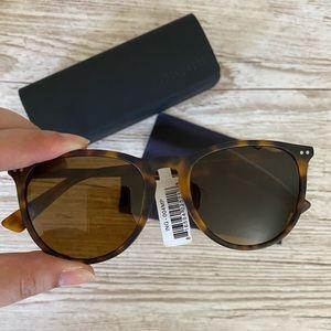 NWT MVMT Tortoise Shell Ingram Sunglasses